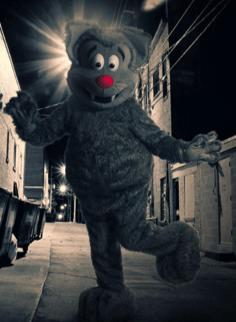maskot performer