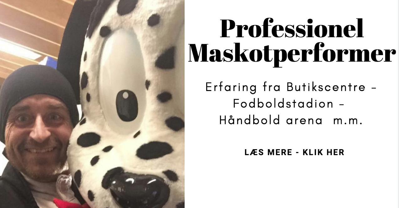 Professionel maskotperformer