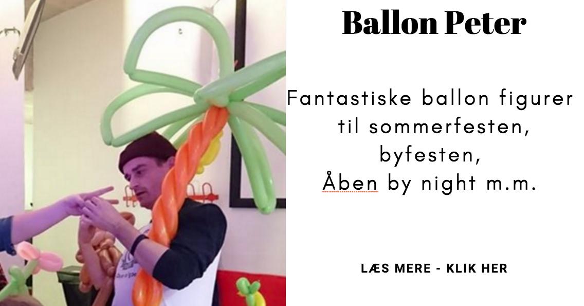 Ballon Peter