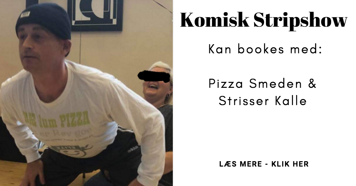 komisk strip show
