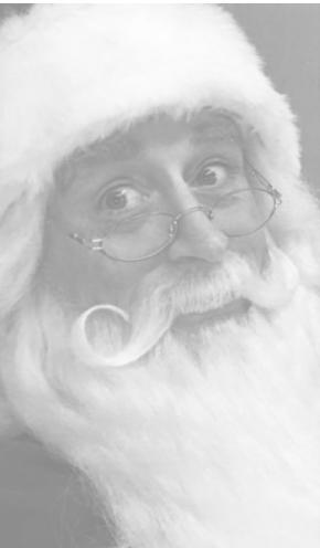 Besøg af julemanden